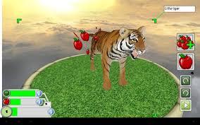 tiger apk pet 3d tiger apk free entertainment app for