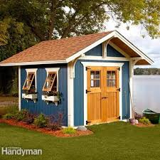 24 tips for turning a shed into a tiny hideaway family handyman