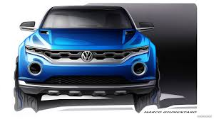 volkswagen suv 2014 2014 volkswagen t roc suv concept design sketch hd wallpaper 15
