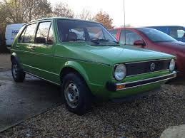view topic 1976 metal bumper 1 6 gls for sale new pics u2013 the mk1