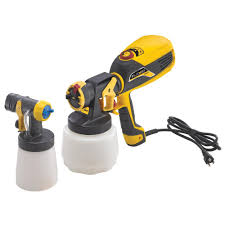 Ceiling Paint Sprayer by Wagner Flexio 590 Hvlp Paint Sprayer Kit 0529010 The Home Depot