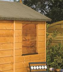 Shiplap Sheds 6 X 4 This Rowlinson 6x4 Apex Garden Shed Is Built Using 12mm Tongue
