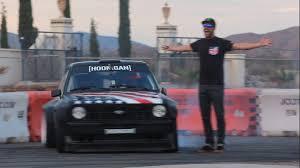 hoonigan cars wallpaper hoonigan ryan tuerck gets first go in ken block u0027s gymkhana escort