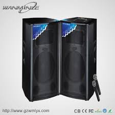 powered home theater speakers high end super power speaker 15 home theater sound system dj box