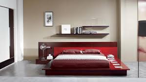 Modern Platform Bed Frame Bed Horrifying Platform Bed With Lights Diy Outstanding Modern