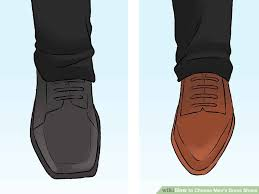 how to choose men u0027s dress shoes 12 steps with pictures