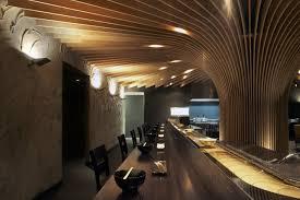 luxury tree restaurant design by koichi takada architects interior