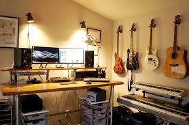home photo studio 11 must haves for your home recording studio infographic