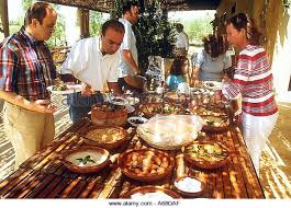 arab family lunch stock photos arab family lunch stock images