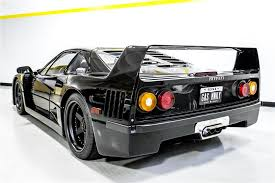 f40 auction cool upgraded f40 from fast n loud sells for 742 500
