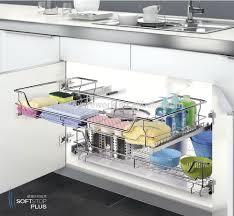 cabinet under sink basket best under sink storage ideas on