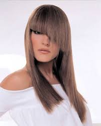 a frame hairstyles with bangs bangs hairstyle haircut hairstylehaircut net