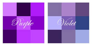 Hues Of Purple Gc6rvdj Purple U0026 Violet U2014what U0027s The Difference Traditional Cache