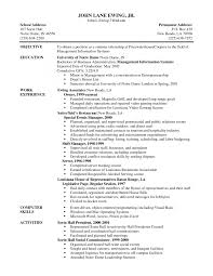 Resume For A Summer Job Cover Letter Restaurant Server Sample Resume Restaurant Head