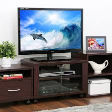 rustic tv stands living room furniture the home depot