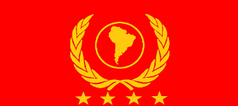 Flag People Flag Of The Latin People U0027s Federation Lpf By Wolfmoon25 On