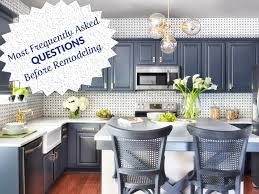 kitchen design questions most frequently asked questions before remodeling u2022 builders surplus