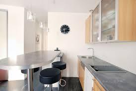 table cuisine bar bar cuisine appartement photos de design d intérieur et décoration