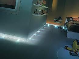 illuminazione a pavimento pavimento in resina