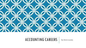accounting careers by lucciola mathematician this