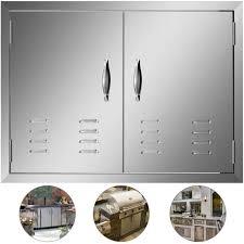 outdoor kitchen cabinet door hinges 30 x21 bbq access island door for kitchen cabinet durable outdoor kitchen
