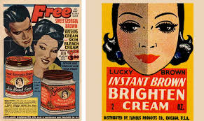 women haircare products in the 1940 makeup for african american women in the 1930s and 1940s vintage