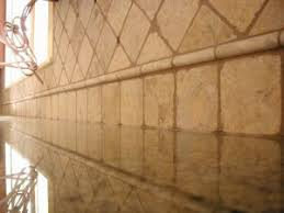 Travertine Backsplash Farmhouse Kitchen Pinterest Travertine - Backsplash travertine tile