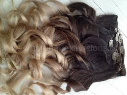 Black To Brown Ombre Hair Extensions by Dark Blonde Hair Extensions Cheap Indian Remy Hair