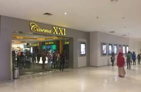 Xxi Cinema Bioskop Plaza Andalas Xxi Cinema 21