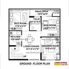 home designs floor plans house plan for 30 by 30 plot plot size 100 square yards
