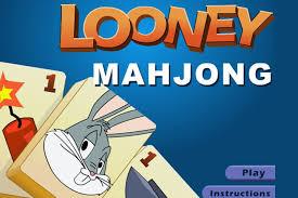 looney tunes mahjong game looney tunes games games loon