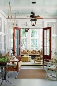 How To Arrange A Long Narrow Living Room by Porch And Patio Design Inspiration Southern Living