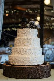 Winter Wedding Cakes 41 Adorable Winter Wedding Cake Ideas U2013 Sortra