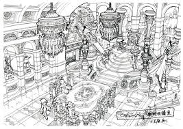 10 best line art images on pinterest final fantasy ix art