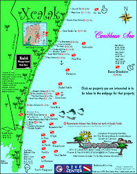 Cancun Mexico Map by Map Of Xcalak On The Costa Maya Southern Quintana Roo Mexico