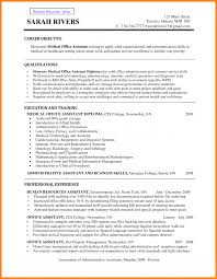 objective for resume for medical assistant resume peppapp