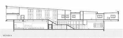 Brixton Academy Floor Plan by Gleneagles Community Center Patkau Architects Architects