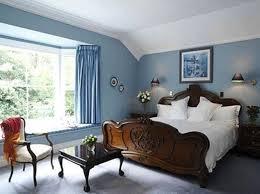 Best Blue Colour Schemes Images On Pinterest Home Bedroom - Best blue color for bedroom