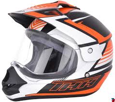 orange motocross helmet and white buy motocross helmets in india thh tx velocity full face