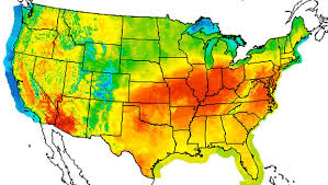 us weather map by month july could become month recorded cbs news