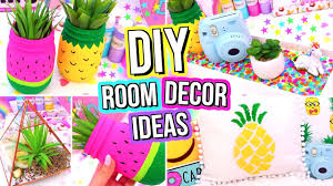Room Decor Diys Diy Room Decor Ideas Easy U0026 Fun 5 Minute Diy U0027s For Your Room