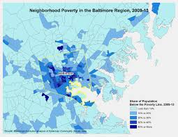 Chicago Poverty Map by Beyond Baltimore Thoughts On Place Race And Opportunity
