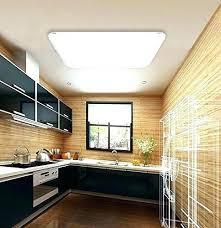 plafond de cuisine design eclairage de cuisine led plafonnier cuisine led eclairage plafond
