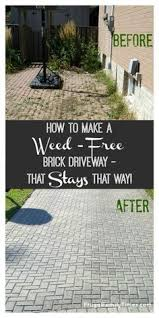 Paver Patio Sand How To Use Polymeric Sand To Block Weeds In Our Paver Patio