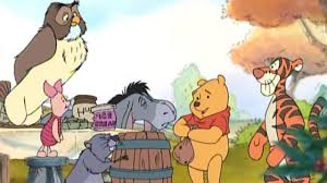 winnie the pooh seasons of giving review and ratings by
