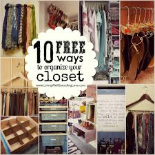 tips tools for affordably organizing your closet momadvice organized closets ideas