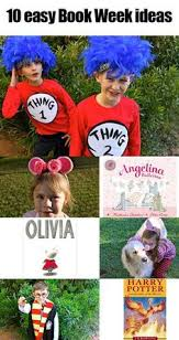 15 easy book character costumes for teachers book characters