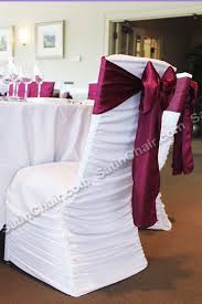 Ruched Chair Covers Event Decor By Satin Chair Decorating Services Event Rental