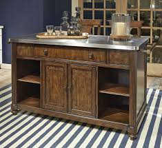 Rustic Kitchen Island Table Rustic Kitchen Islands Traditional And Rustic Kitchen Island