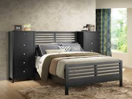 Black Wood Bedroom Furniture Sets Cool Bedroom Furniture Beds The Most Impressive Home Design